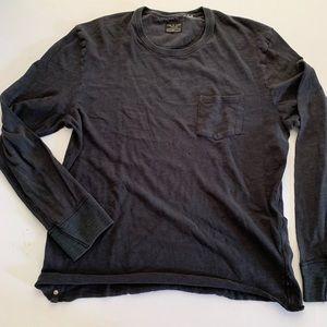 Rag & Bone long sleeve t-shirt / Peruvian cotton